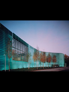 Embassies of the Nordic Countries, Berlin<br /> Berger + Parkkinen