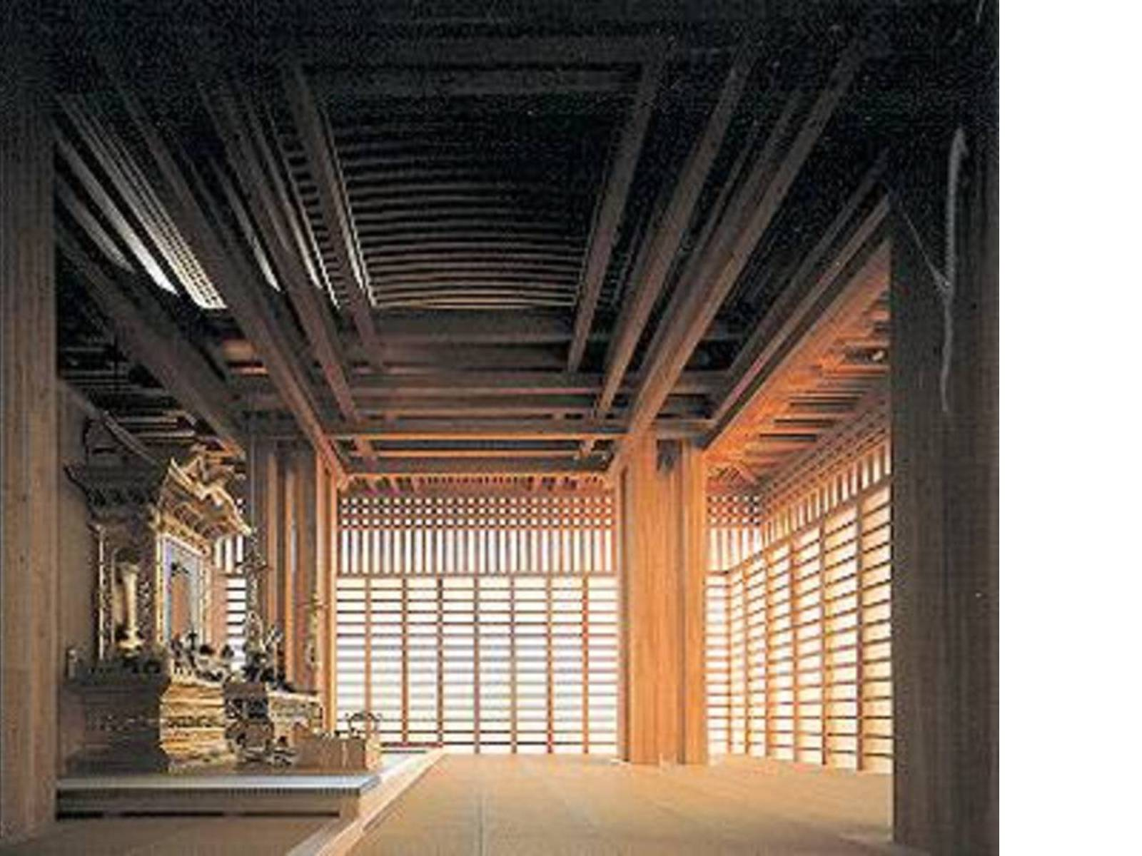 Tadao Ando Komyojisaijo Temple Ehime Japan Floornature