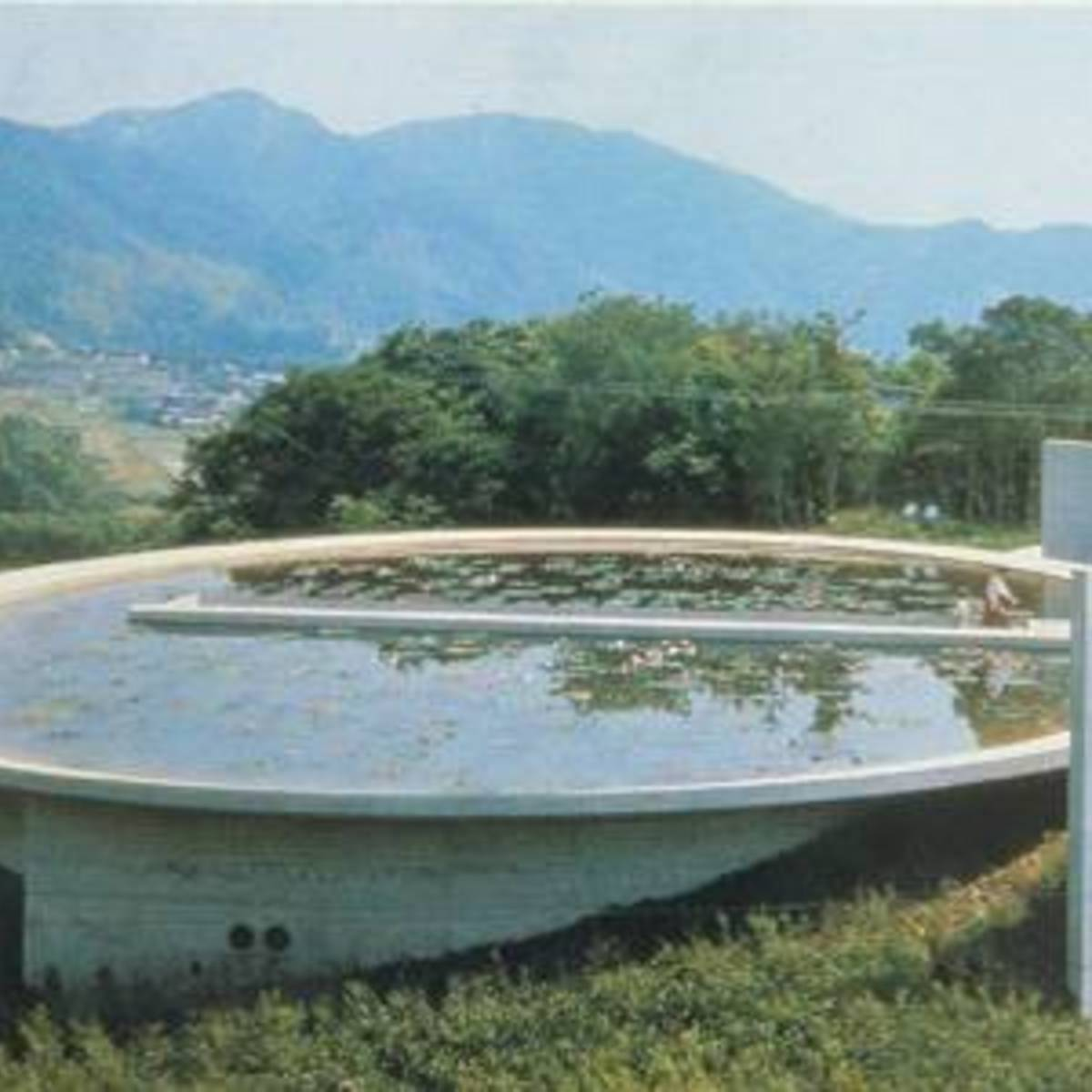 Tadao Ando Water Temple Hompuki Japan 19891991 Floornature