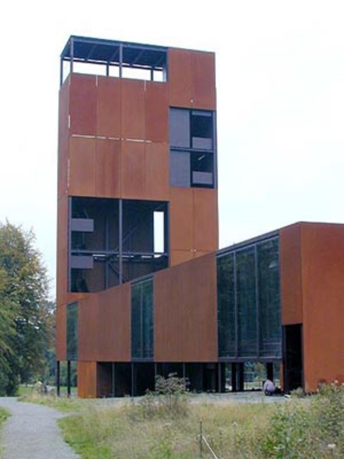 Gigon Guyer Kalkriese Museum And Park Under Construction