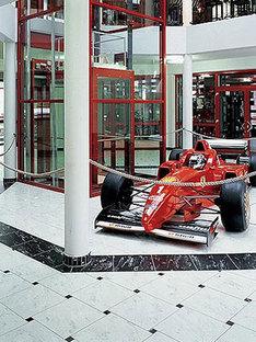 Michael and Ralf Schumacher's Go-Kart Tracks