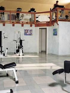 Construction of Top Line Gym in Cannobio
