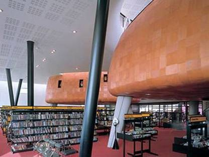 William Alsop: Peckham Library, London