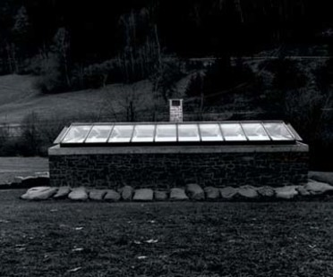 Walter Pichler: home by a forge, Alto Adige