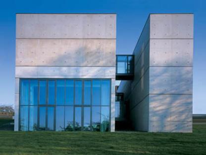 Peter Kulka: house of silence, Meschede