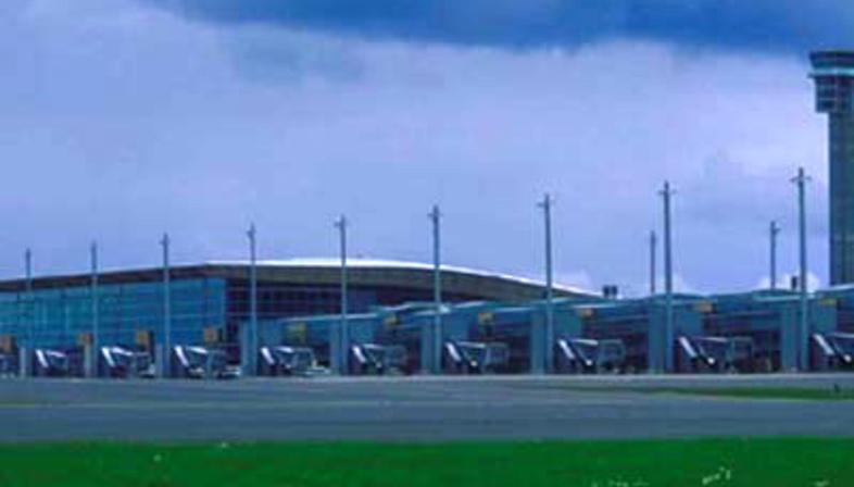 Aviaplan: Gardermoen Airport, Oslo, 1998