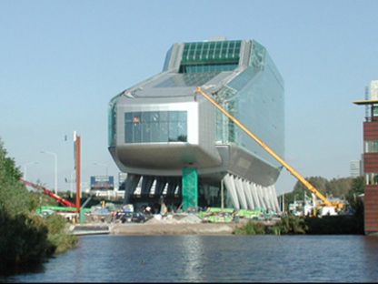 Ing Group Head Office <br> Meyer En Van Schooten Architecten, Amsterdam, 1997-2002
