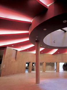 Hans Hollein: Volcanology Centre in Clermont-Ferrand, France