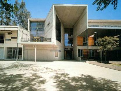 Alejandro Aravena Mori - two school buildings in Chile