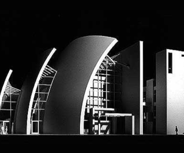 Richard Meier, the Church of the Year 2000, Rome