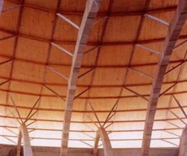 Renzo Piano<br> Padre Pio Liturgical Hall, San Giovanni Rotondo (Foggia), Italy