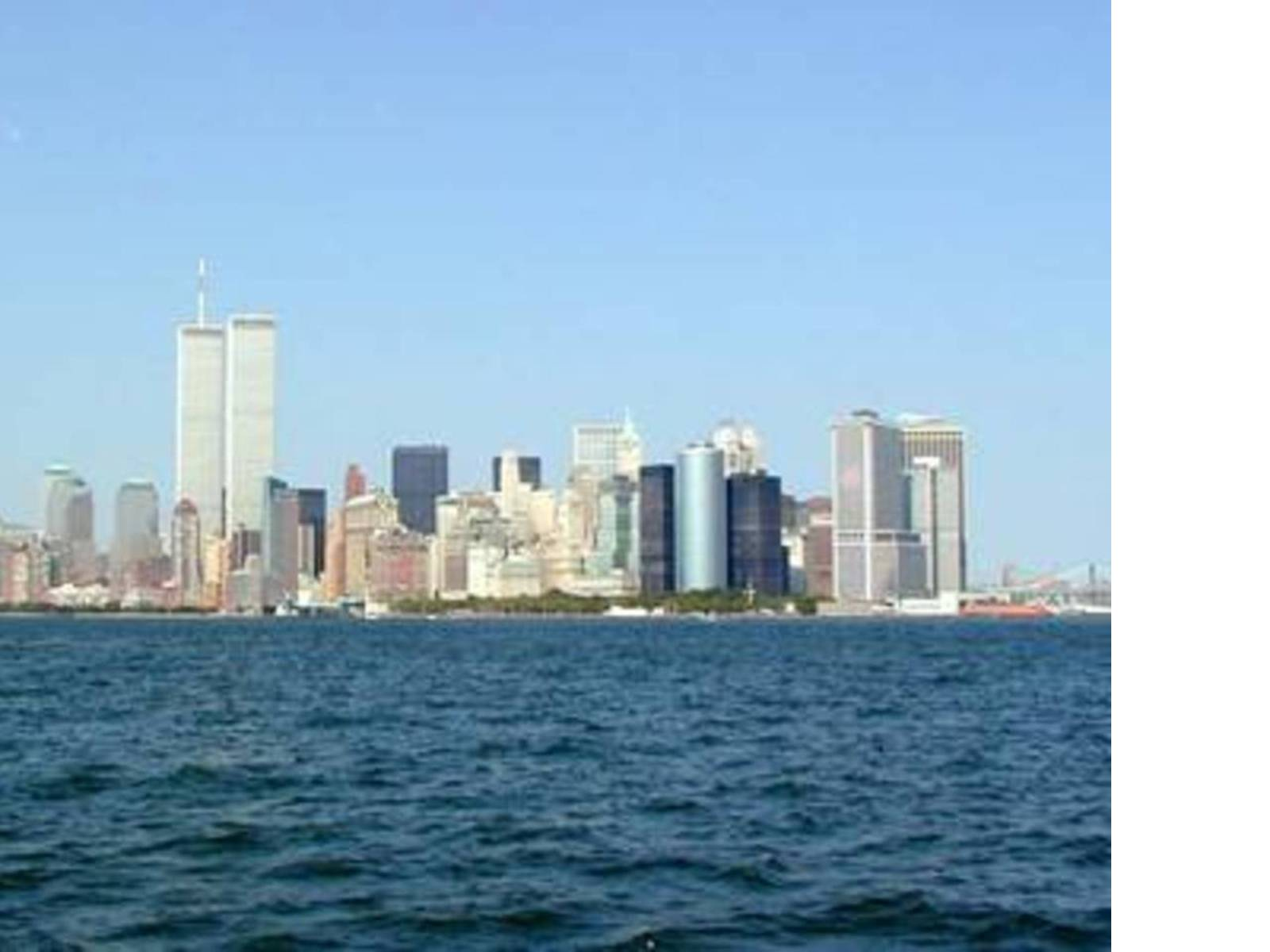Twin Towers of the World Trade Center in New York | Floornature