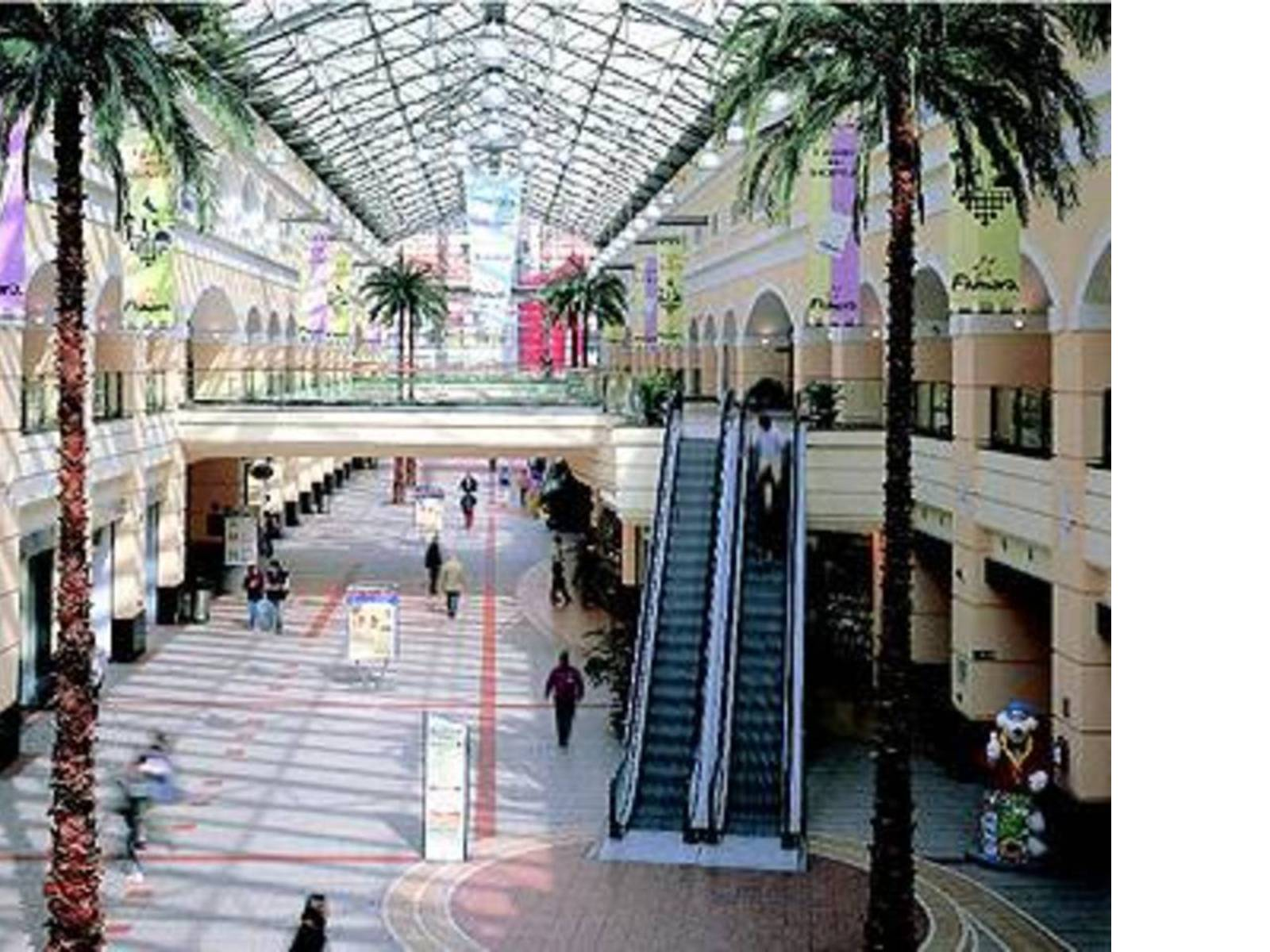 Fiumara shopping centre