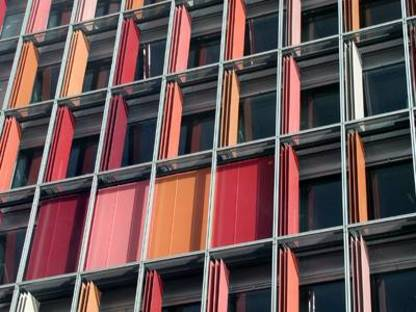 Colorful Facade Architecture