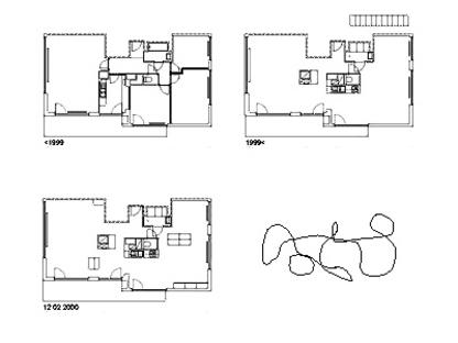 Karel Vandenhende, appartement +24, Madou, Brussels