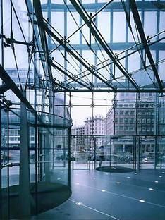 Murphy, Jahn: European Union Headquarters, Brussels, Belgium, 1994-1998