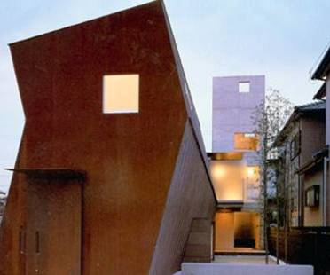 Refraction House, Kioshi Sey Takeyama + Amorphe