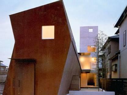 Refraction House, Kioshi Sey Takeyama + Amorphe