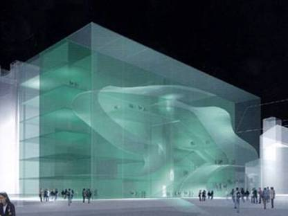 The sublime chaos of Fuksas' Italian Space Agency