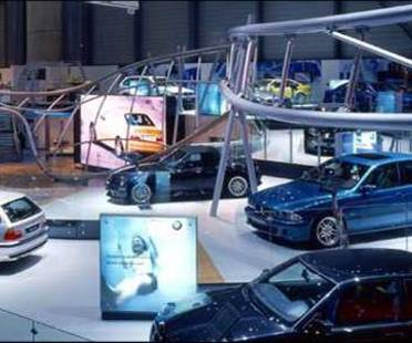 Dynamic architectures for BMW