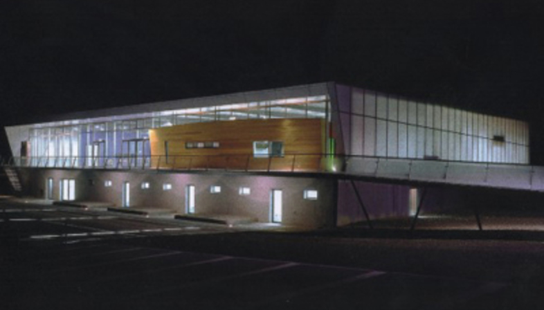 Buchholz sports centre