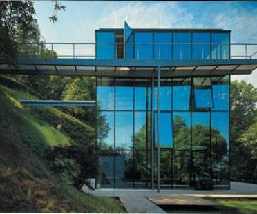 Werner Sobek: Single-family dwelling, Stuttgart, Germany 2000