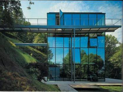 Werner Sobek: Single-family dwelling, Stuttgart, Germany 2000
