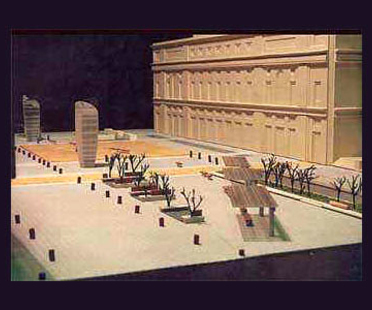Buenos Aires, A new square for Teatro Colon