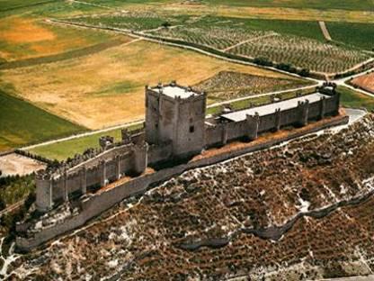 Peñafiel Castle, Spain
