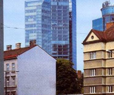 Massimiliano Fuksas: Twin Towers, Vienna