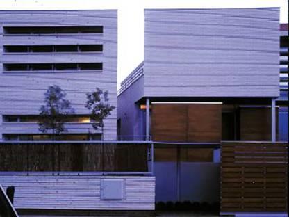 Antonio Arjona Torres: Two single-family dwellings in Las Matas, Spain 1999