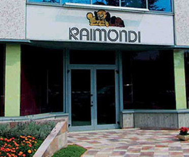 Raimondi Showroom