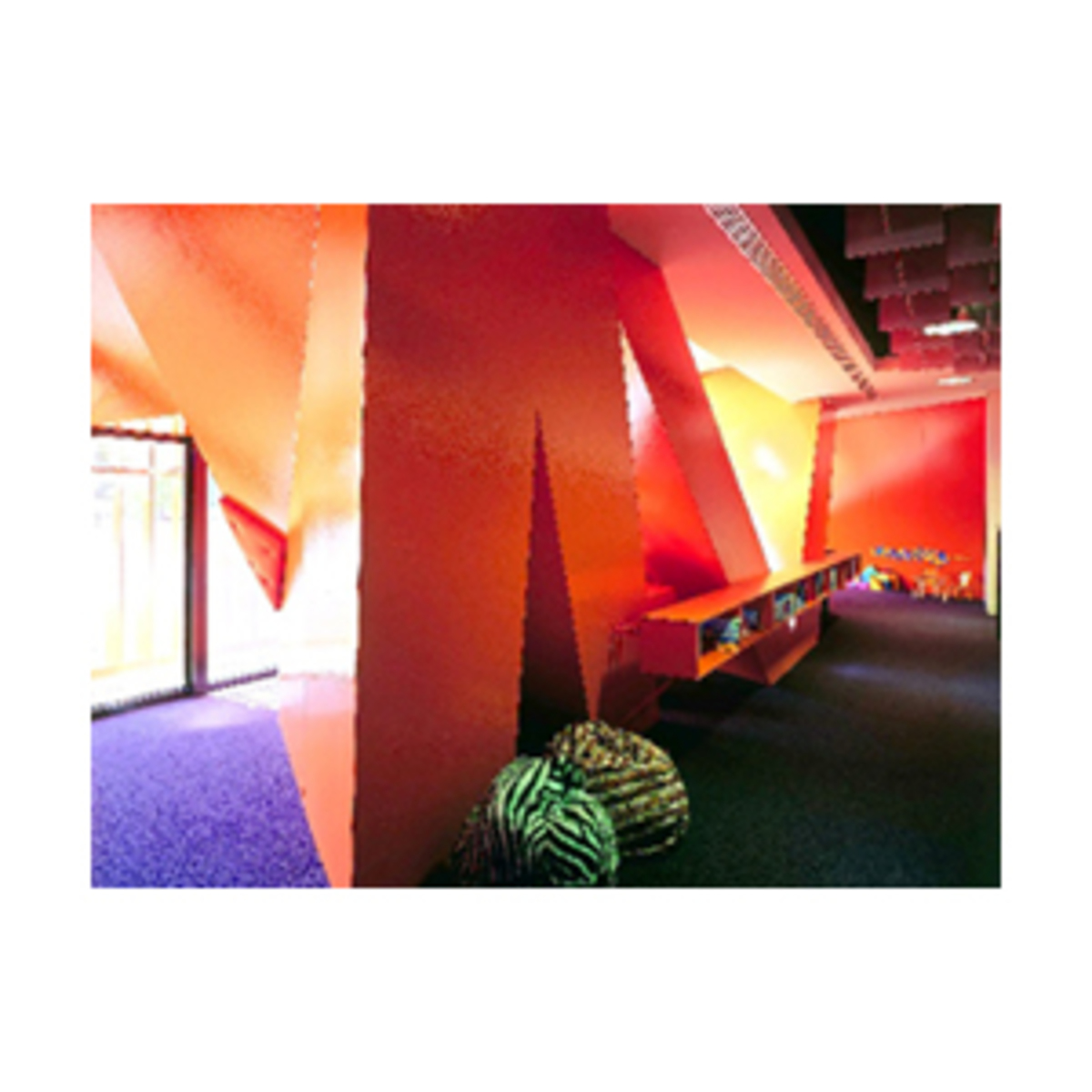 Marion Cultural Centre, PP+ARM<br> Adelaide, Australia, 2002