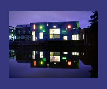 Steven Holl: Het Oosten offices, Amsterdam, 2000