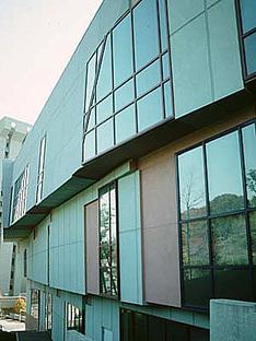 Peter Eisenman: Aronoff Center for Design and Art