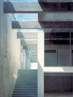 Ferrater & Guibernau: vocational school in Lloret de Mar, Spain, 1993-1996