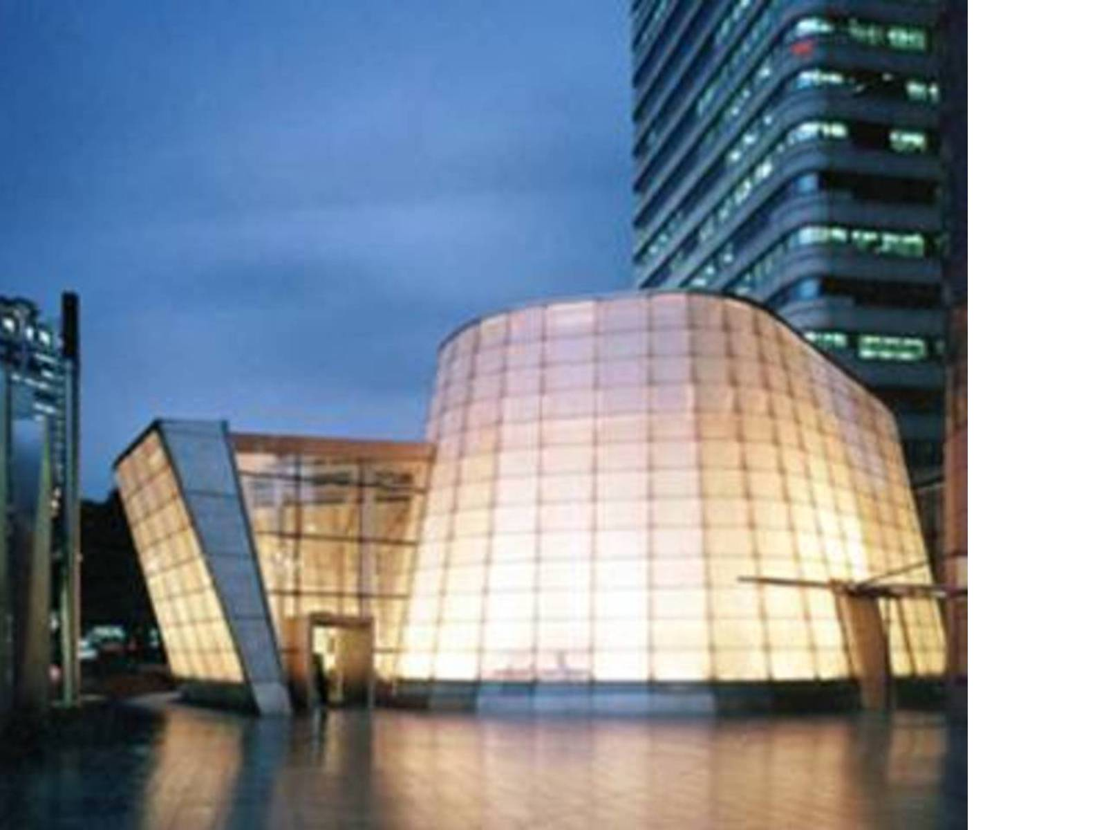 Kpf Samsung Plaza Amp Rodin Museum Floornature