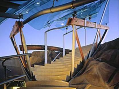 Eric Owen Moss, Umbrella<br> Culver City, California