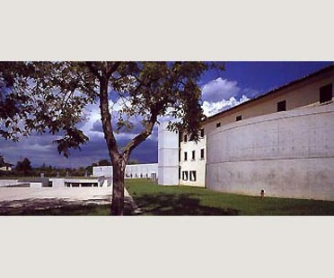 Fabrica for Benetton in Treviso. Tadao Ando
