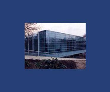 Museo Het Valkhof, Nijmegen, Olanda, 1995-1999. Ben Van Berkel, UN Studio