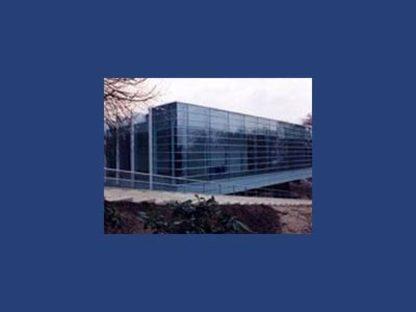 Het Valkhof Museum, Nijmegen, Holland, 1995-1999. Ben Van Berkel, UN Studio