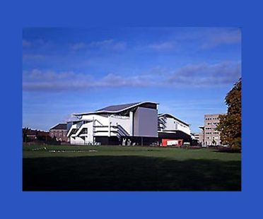 Chassé Theatre, Breda, Holland<br> 1992-1995. Herman Hertzberger