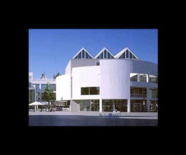 Richard Meier and Partners,<br>Stadthaus in Ulm, Germany