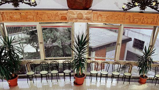 Grand Hotel Restaurant Mazzieri