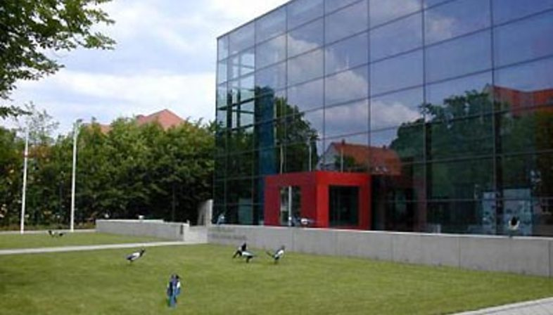 Ortner & Ortner: Landeszentralbank, Potsdam, Berlin