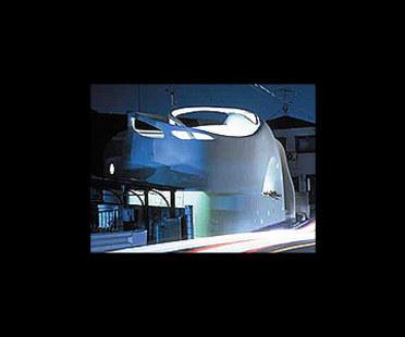Eisaku Ushida, Kathryn Findlay: Truss Wall House, Japan