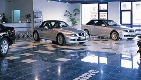 CiBiEmme, BMW dealership