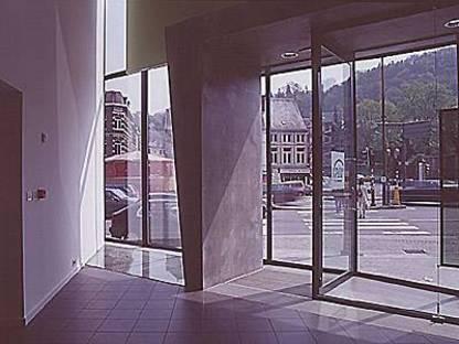 Pierre Hebbelinck: Insurance Agency, Belgium
