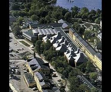 Rafael Moneo, complesso dei Musei di Arte Moderna e di Architettura a Stoccolma,  1991-1998