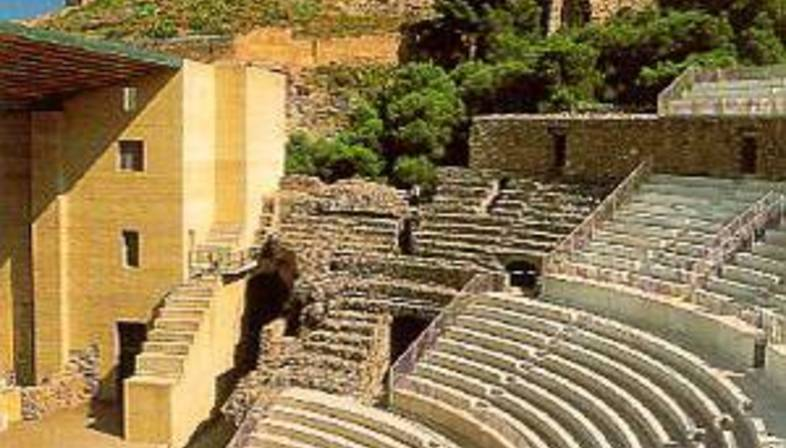 Reconstruction of the Roman Theatre in Sagunto, Spain, 1985-1993